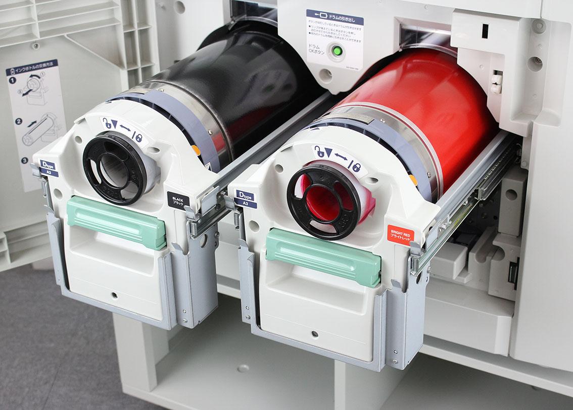 理想科学 中古印刷機(輪転機) リソグラフ MD5650