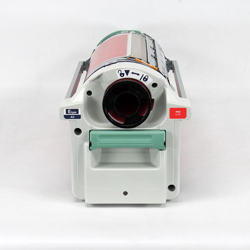 【印刷機用中古カラードラム】RISO/理想科学 RISO D Type ミディアムブルー【A3対応】【専用ケース付】【オプション品】
