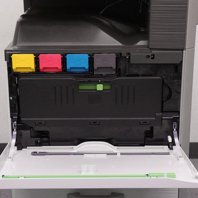 【ご商談中】シャープ カラーコピー機(複合機) MX-2517FN (2段カセット/カウンタ11,111枚) 中古