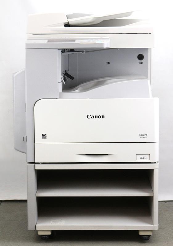 【2018年以降後期モデル】6737枚!■キヤノン Satera MF7430D 1段カセット 白黒コピー機/複合機【中古】