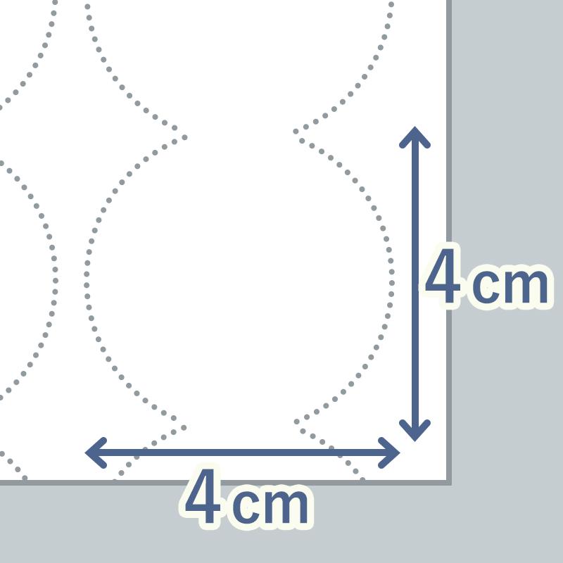 【300×400mm バブルサイズ4cm幅】エアー梱包材・緩衝材用フィルム アスウィル/Aswill ACB4430 1巻 エアークッション 梱包材 気泡緩衝材 プチプチ