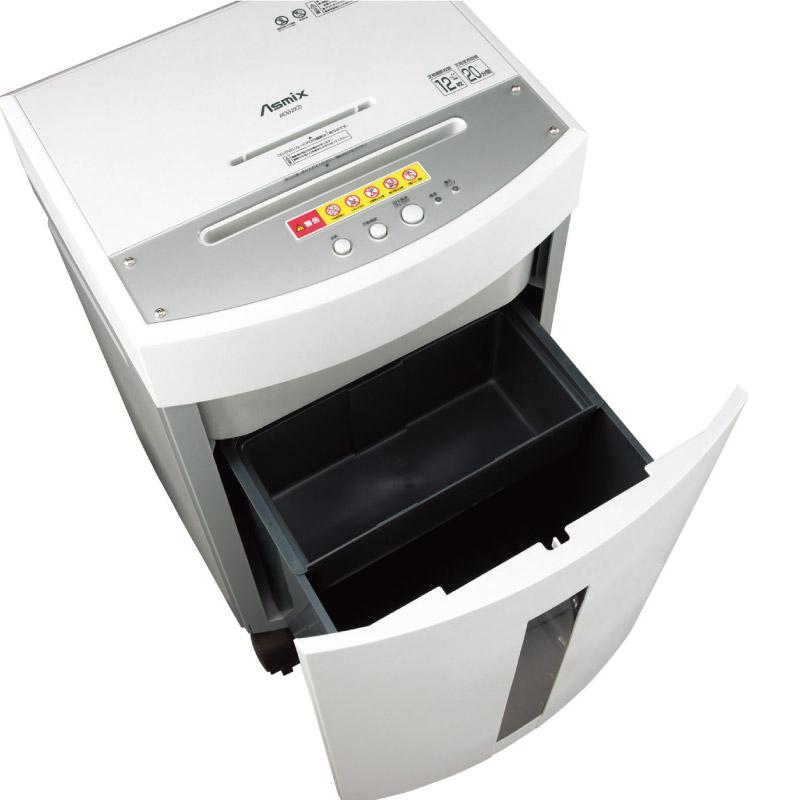 アスカ 業務用マイクロカットシュレッダー S88MC