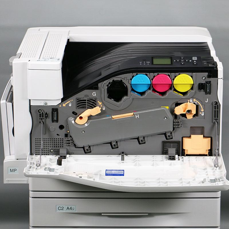 EPSON LP-S9070PS カラーレーザープリンター(中古)