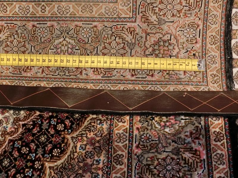 リビングサイズ(S) タブリーズ産ペルシャ絨毯