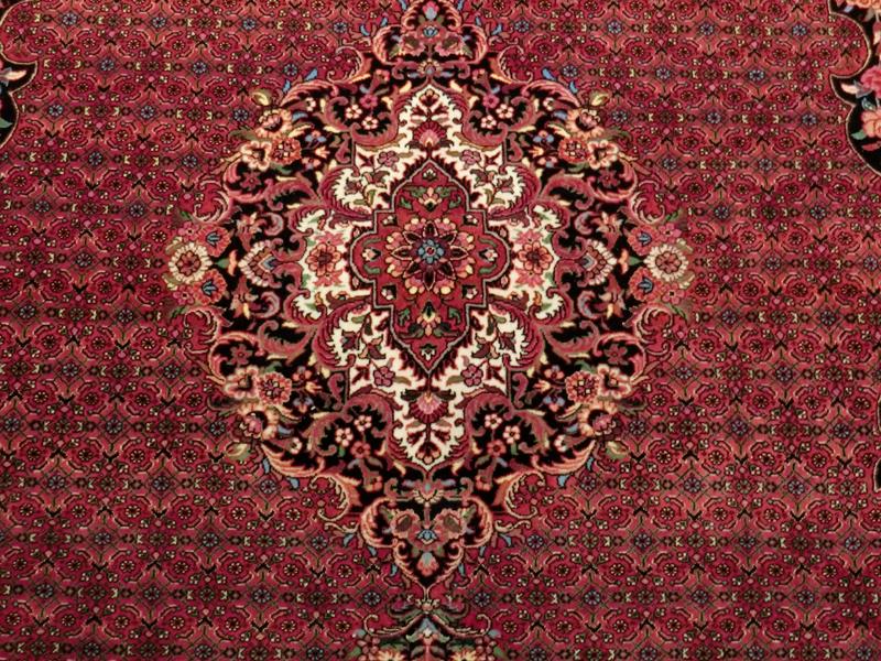 リビングサイズ(M) ビジャー産ペルシャ絨毯