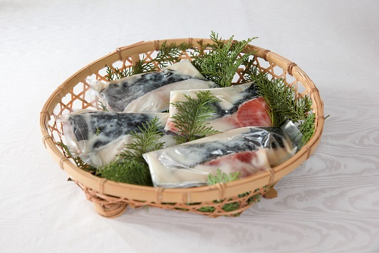【恋する発酵食品】 信州サーモンと銀ダラの味噌粕漬