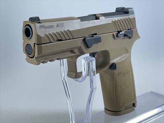 VFC x SIG SAUER P320 コンパクト ガスブローバック M18 (正式ライセンスリアル刻印モデル)