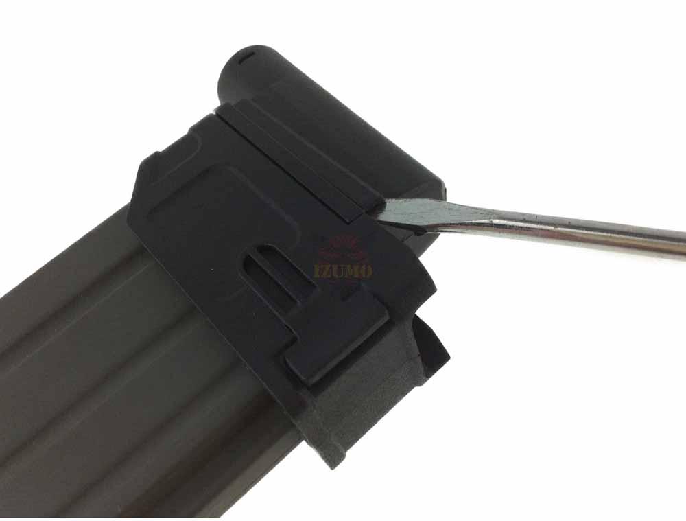 【在庫商品】 FCW M870用M4マガジンアダプター ブラック色