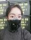 【マスク半額セール】「コロナ対策」FCW ダークナイトマスク フィルター交換可能