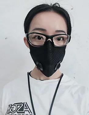 【マスク半額セール】「コロナ対策」FCW スポーツタイプN95Aタイプマスク フィルター交換可能