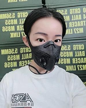 【マスク半額セール】「コロナ対策」FCW スポーツタイプN95Bタイプマスク フィルター交換可能