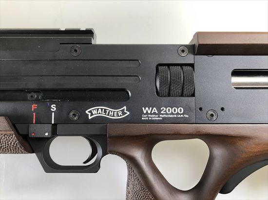 ARES WA2000 スナイパーライフル エアコッキング ワルサー2000【即納品】