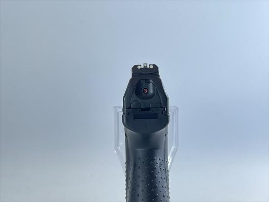 【即納品】 FCW x WE 製 ワルサー P99 リアル刻印カスタム BK ガスブローバック ハンドガン BK