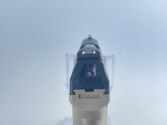 【即納品】 FCW x WE 製 ワルサー P99 リアル刻印カスタム FDE ガスブローバック ハンドガン