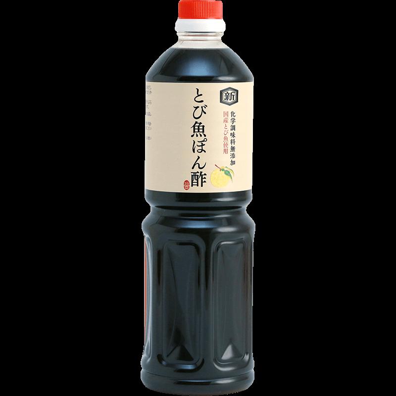 とび魚ぽん酢業務用1リットル