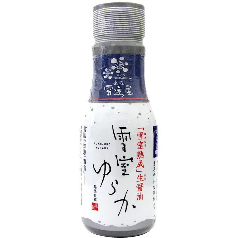 雪室ゆらか 鮮度ボトル200ml