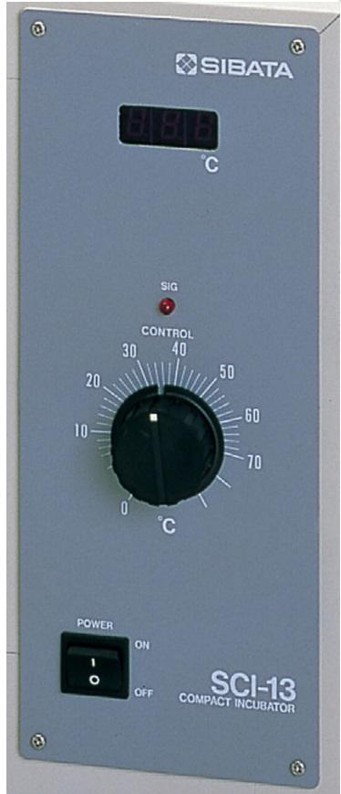 コンパクトインキュベーター SCI-13 41-0432