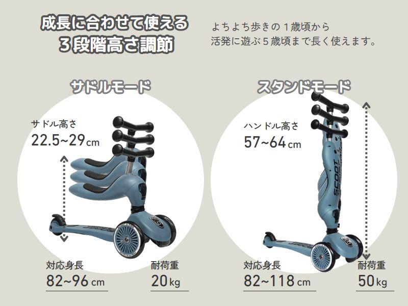スクート&ライド ハイウェイキック1【最短翌日発送・安心の2年保証】