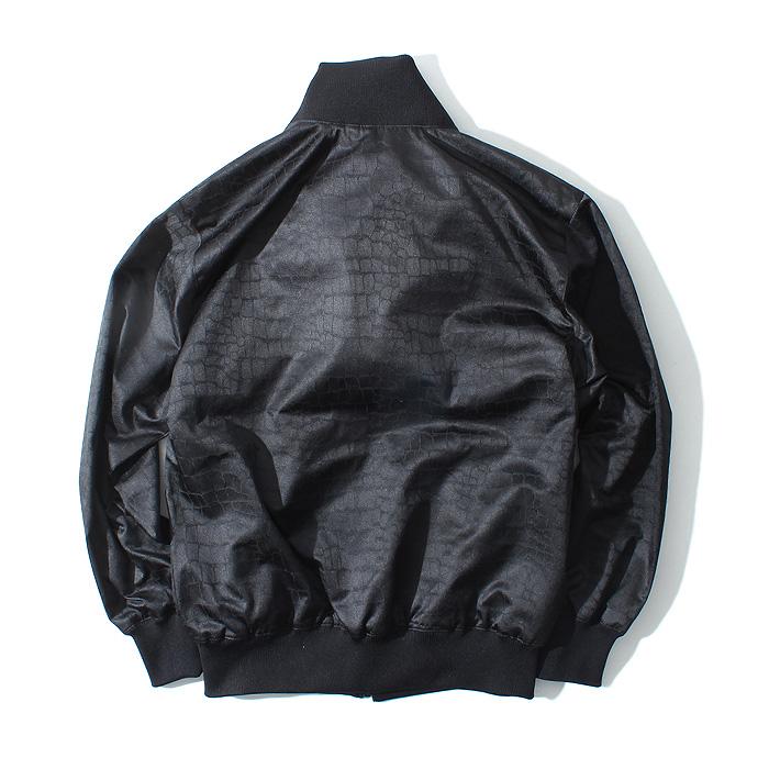 クロコジャガードトラックジャケット
