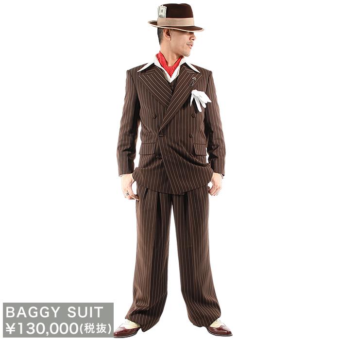 BAGGYバギースーツ(ストライプ)