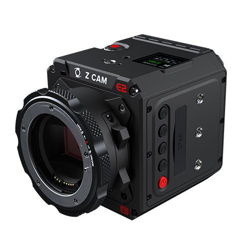レンタル貸出 8Kシネマカメラ 「Z CAM E2-F8」 8K動画(7680x4320ピクセル30fps対応)撮影対応