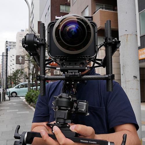 お見積り:360度VR動画撮影<撮影まるごとお任せパック>安心お見積り