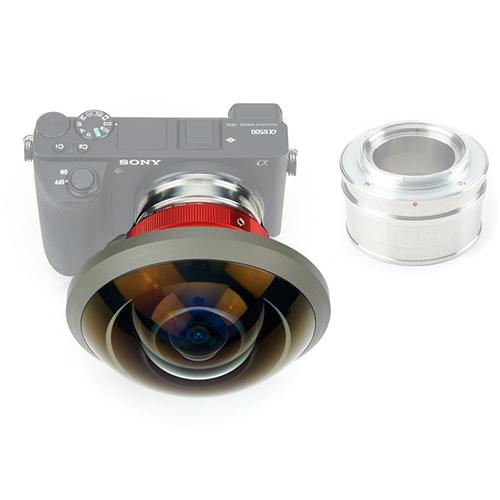 250°魚眼レンズ SONY Eマウント用Entaniya Fisheye 250 MFT 3.6 レンタル貸出