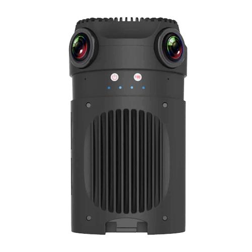 Z CAM S1<安心360°VR撮影セット>小型360度VRカメラ レンタル貸出(編集ソフトは付属しません)