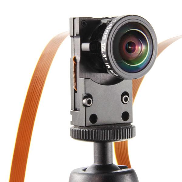 改造GoPro薄型モジュラーセンサーハウジング190度レンズ×3台セット<安心360°VR撮影セット 4K/30fps 360°撮影が可能> レンタル貸出