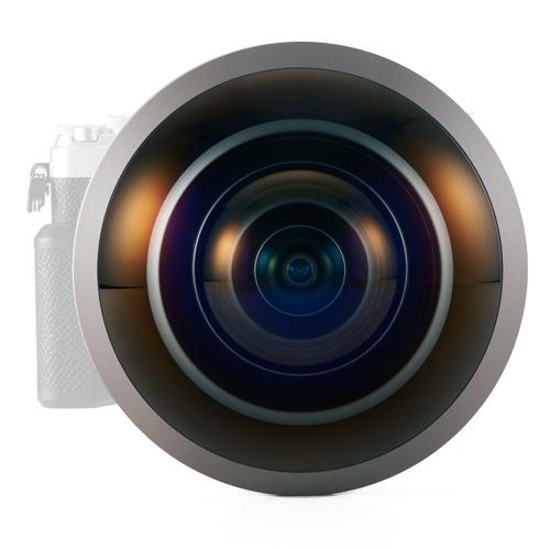 250°魚眼レンズ マイクロフォーサーズ用Entaniya Fisheye 250 MFT 2.3 レンタル貸出