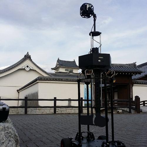 お見積り:360度VR撮影専用の電動ドリーMORRY(ドリー操縦技師付—撮影まるごとお任せパック)お見積り