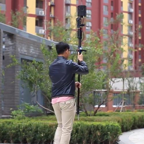 360度カメラ専用−電動式ギンバル3軸スタビライザーWenPod Tarzan G レンタル貸出