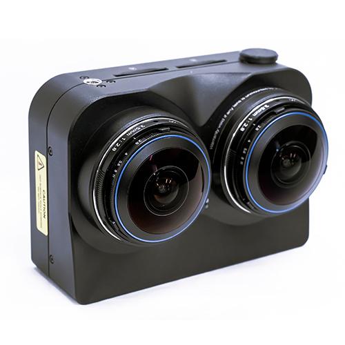 Z CAM K1 PRO<安心180度VR撮影セット>小型180度VRカメラ レンタル貸出(編集ソフトは付属しません)google VR180対応製品