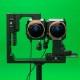 レンタル貸出 Z CAM E2 ×2台、200度レンズ×2台、3D180度VR動画用カメラリグセット<安心180度VR撮影>セット(編集ソフトは付属しません)
