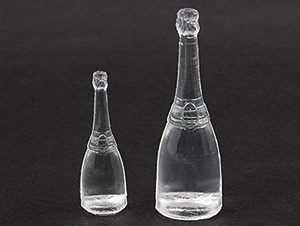 SI-161 型抜シャンパン立体型