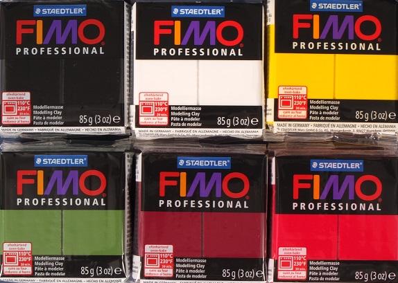 8004-09 FIMOプロ ブラック コシがあり細かい部分に最適