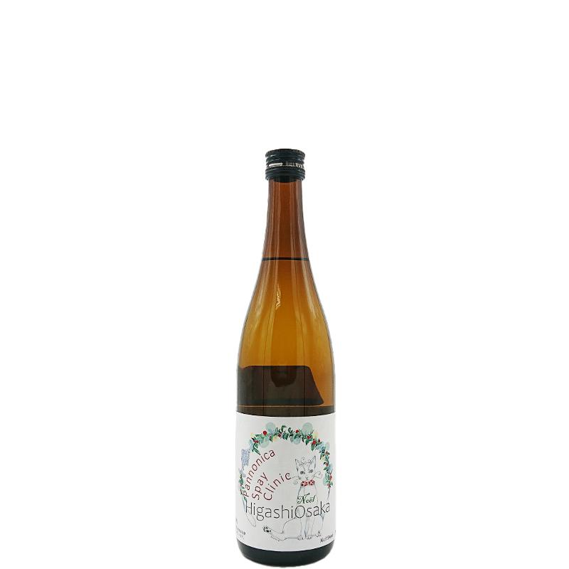 Noel Pannonica 純米吟醸無ろ過生原酒(720ml)