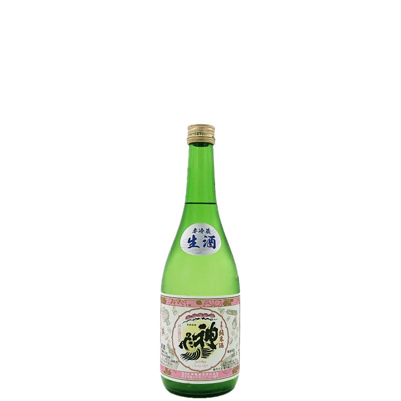 神亀 純米酒生酒 SPRING LIGHT 2020BY(720ml)