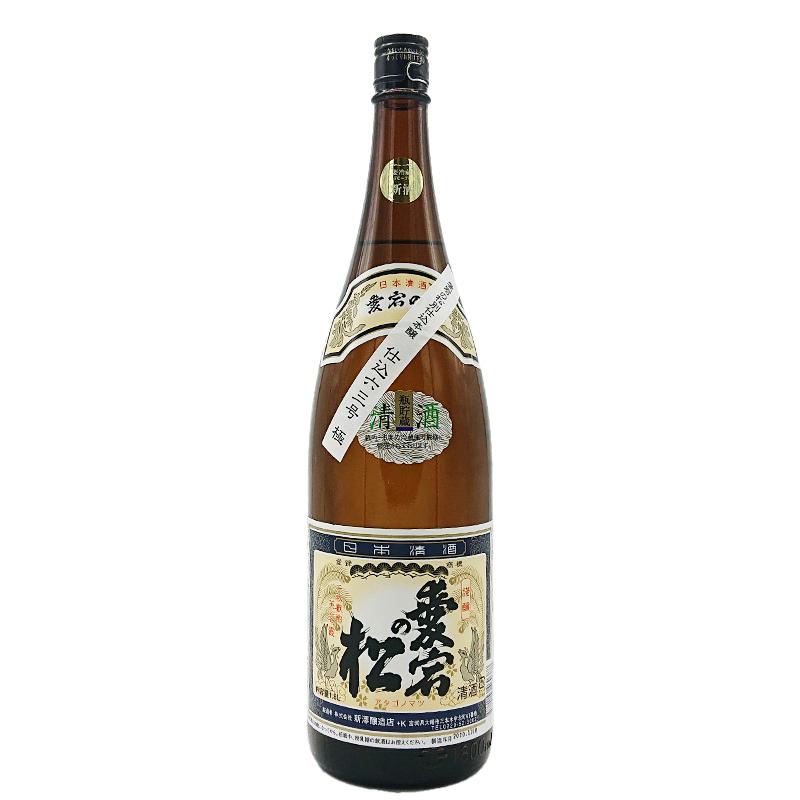 愛宕の松 別仕込本醸造 山田錦(1800ml)