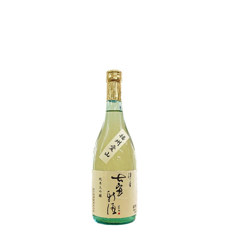 浪乃音 純米大吟醸【古壺新酒(ここしんしゅ)】愛山 生酒(720ml)