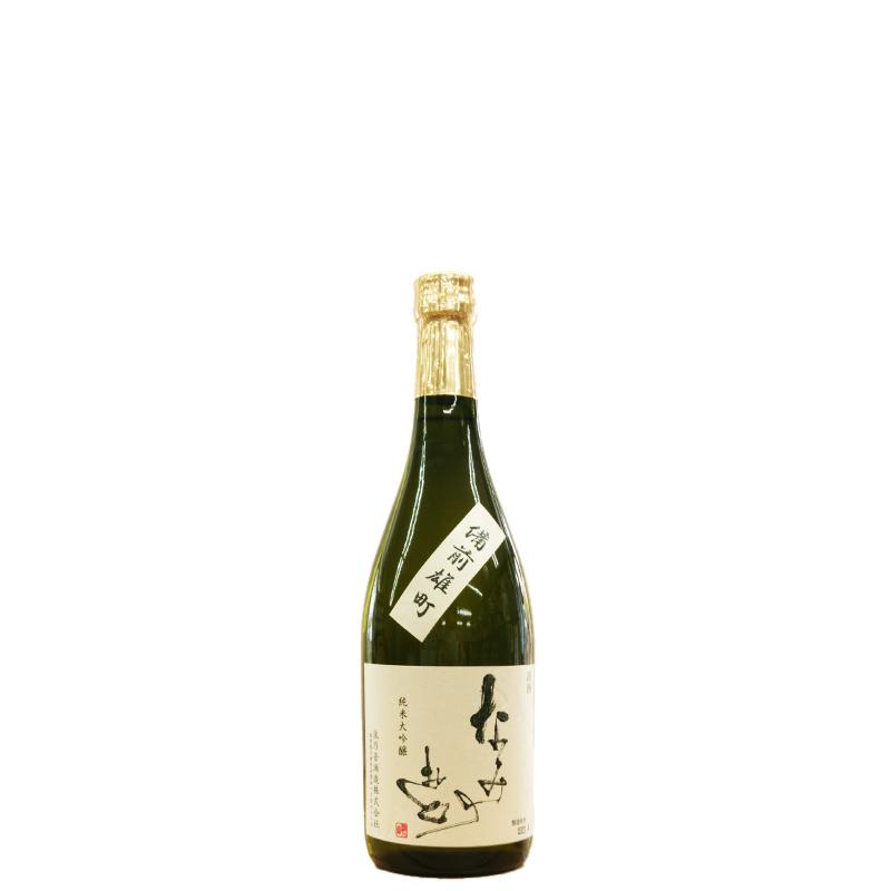 浪乃音 純米大吟醸【備前雄町】生酒(720ml)