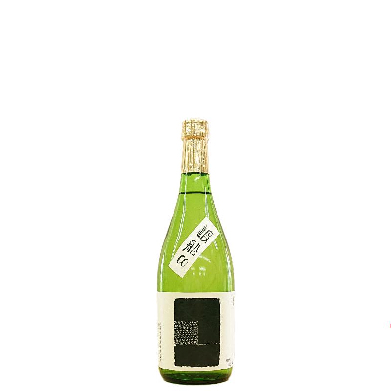 浪乃音 純米吟醸【渡船60】生酒(720ml)