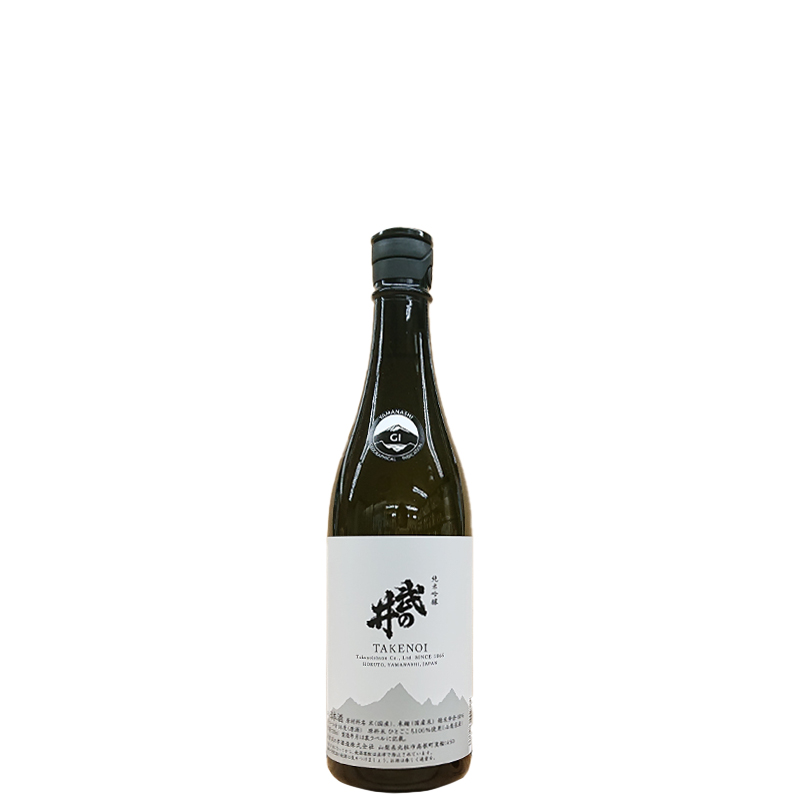 武の井 純米吟醸原酒 ひとごこち R2BY(720ml)