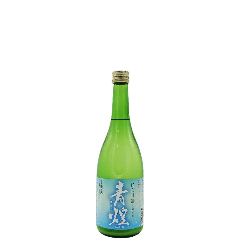 青煌 にごり酒 純米生原酒 (微活性)(720ml)