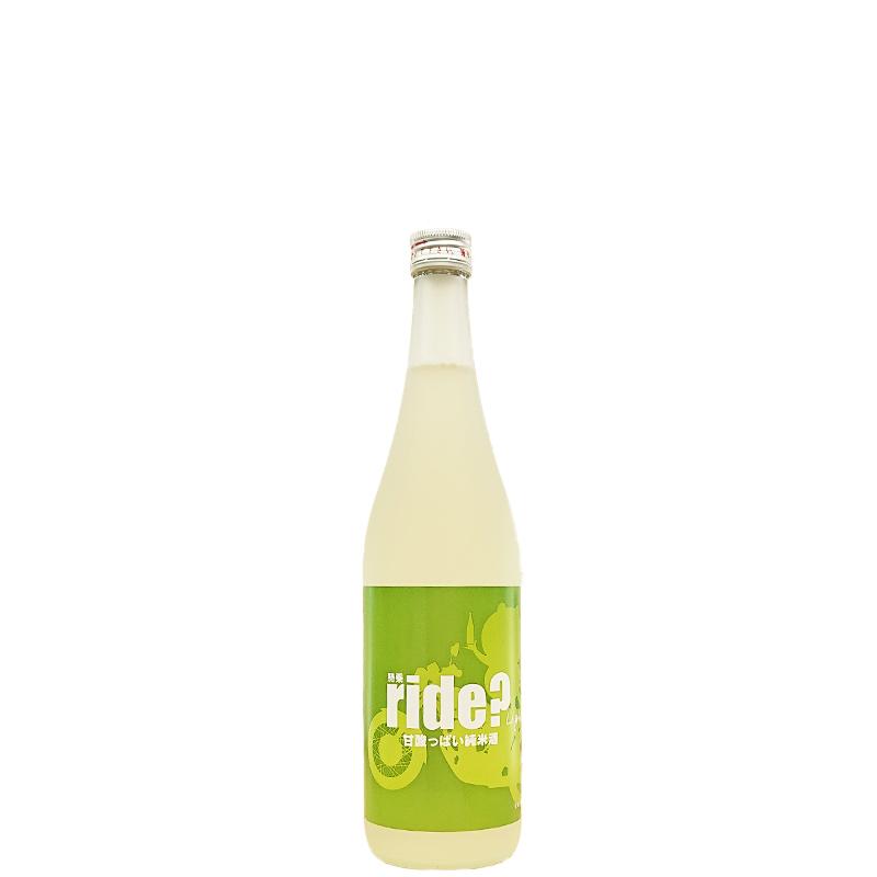 【数量限定品】五橋 ride? Light 甘酸っぱい純米酒(720ml)