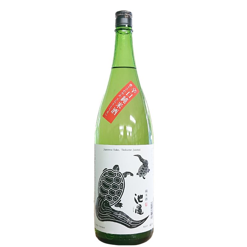 池亀 辛口純米酒(1800ml)
