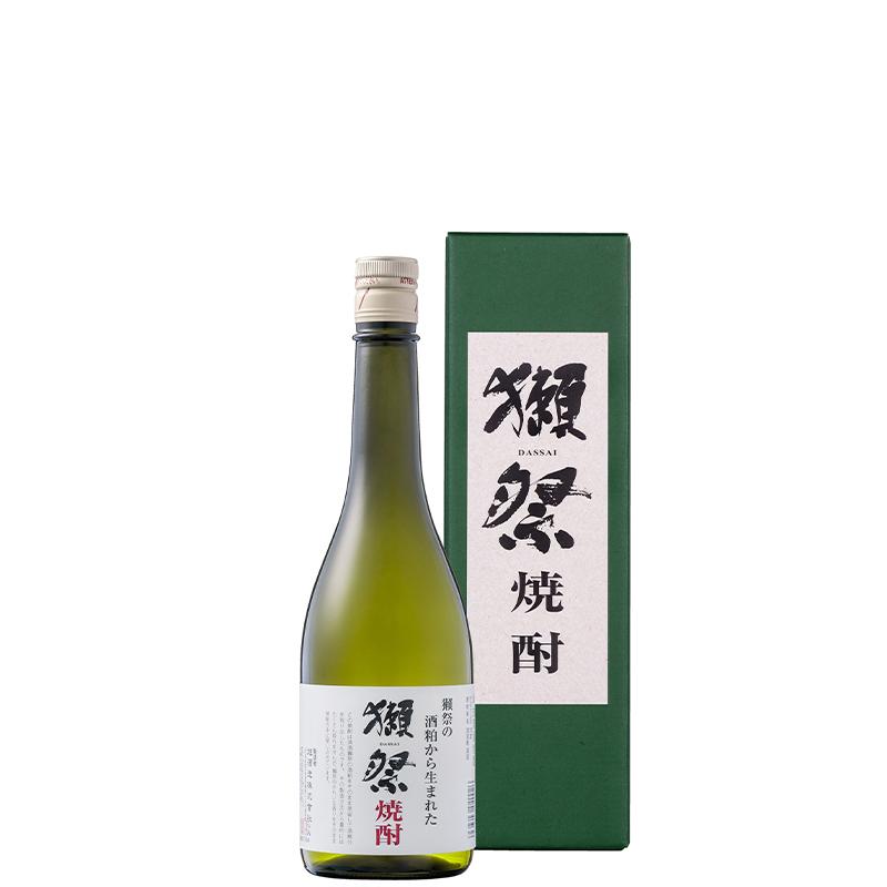 獺祭 焼酎【専用化粧箱入】(720ml)