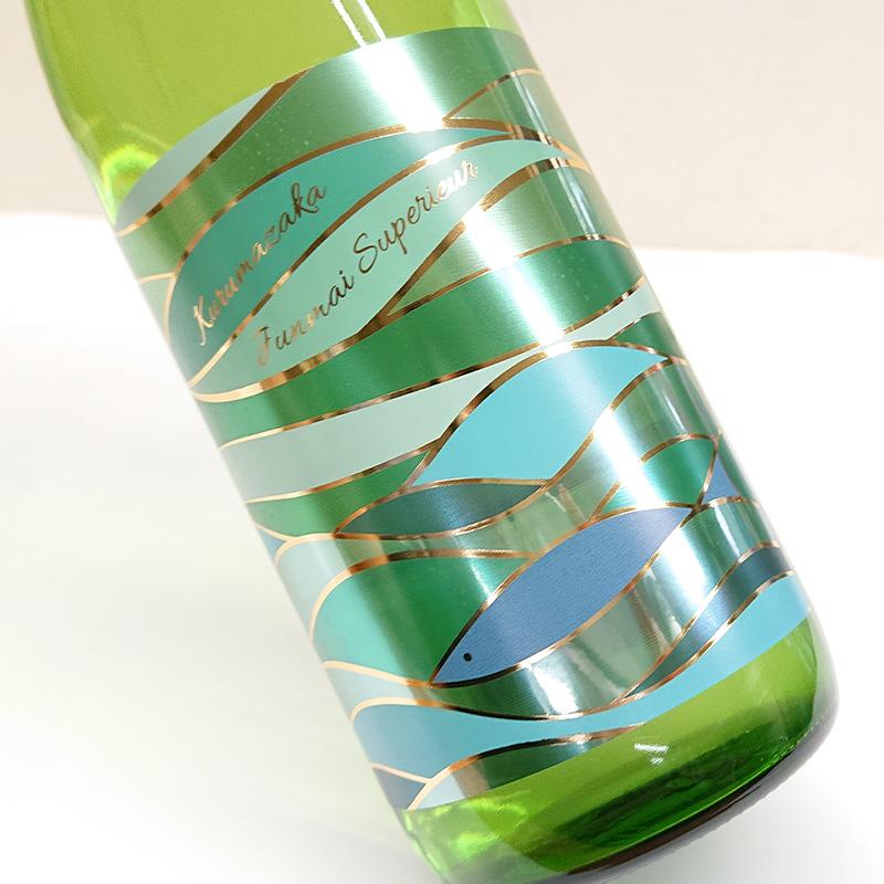 車坂 特別純米酒 Junmai superieur(720ml)