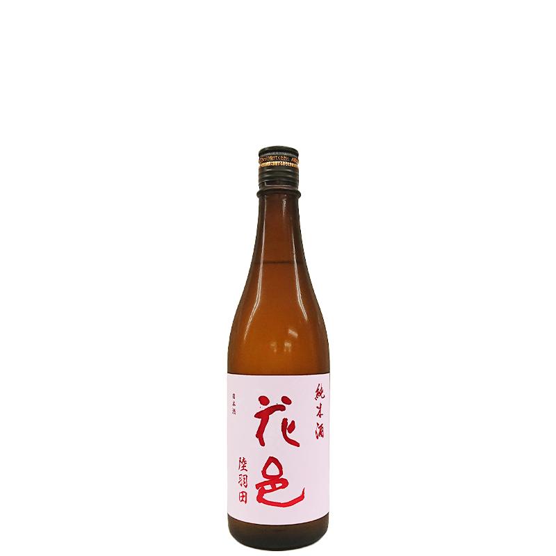 花邑 純米酒 陸羽田(720ml)※チルド便商品※お一人様三本まででお願いします