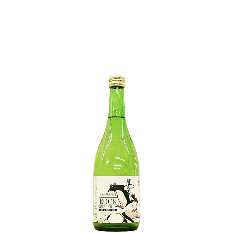 賀茂泉 純米吟醸生原酒 ROCK HOPPER(720ml)
